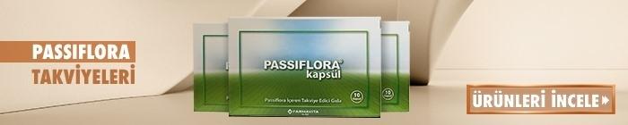 Passiflora nedir, passiflora ilaç, tablet, hap, şurup ve kapsül ne için kullanılır?