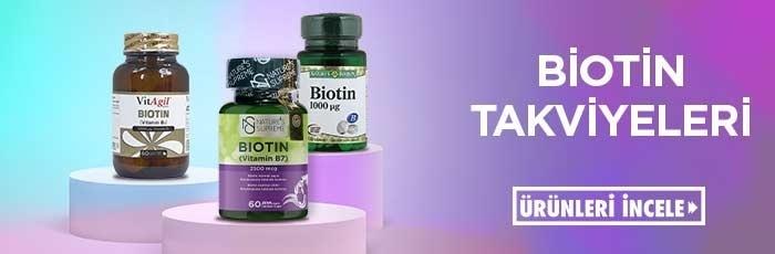 Biotin nedir, biyotin (B7 vitamini) ne işe yarar, faydaları nelerdir?