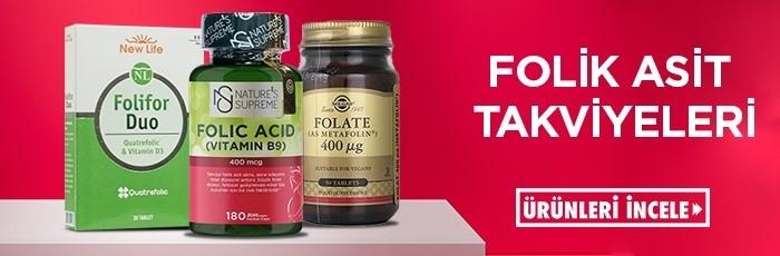 Bağışıklık destekleyici ve hamilelik için önemli B9 vitamini, folik asit nelerde var, folik asit içeren besinler nelerdir?