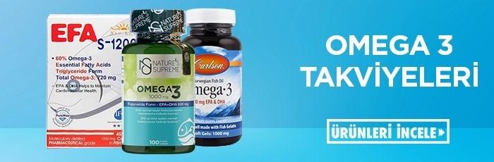 Omega 3 nelerde var, hangi besinlerde bulunur inceleyebilirsiniz.