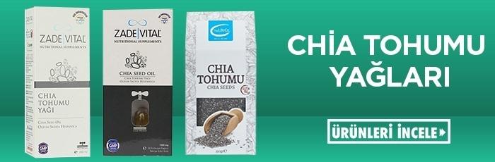Chia tohumu (çekirdeği) ve chia tohumu yağı nasıl tüketilir, yenir ve kullanılır?