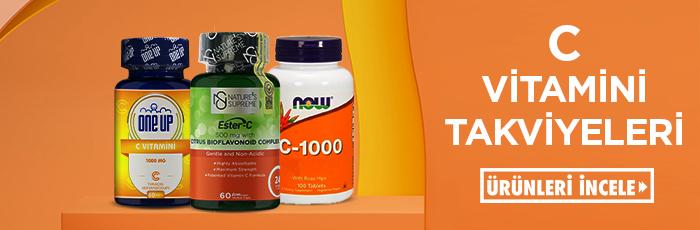 Bağışıklık destekleyici c vitamini takviyeleri burada!