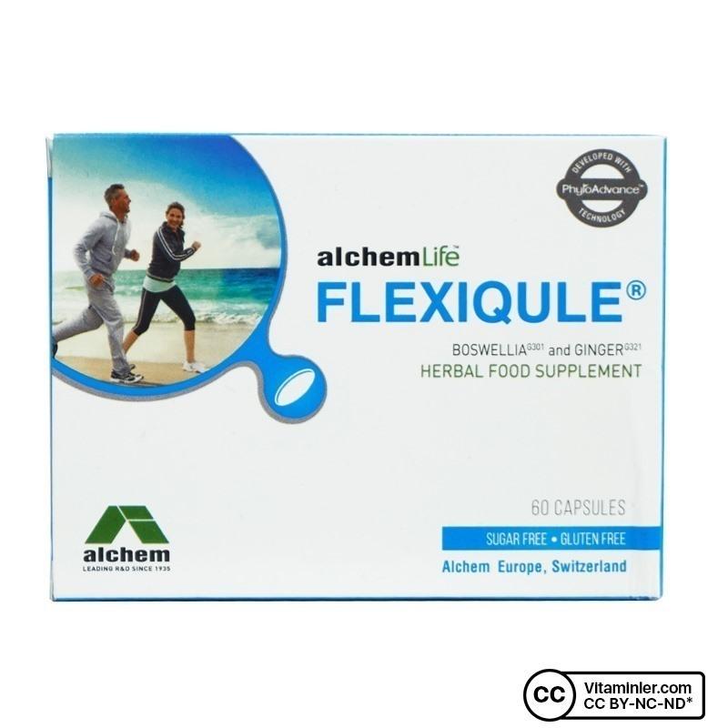 AlchemLife Flexiqule 60 Kapsül