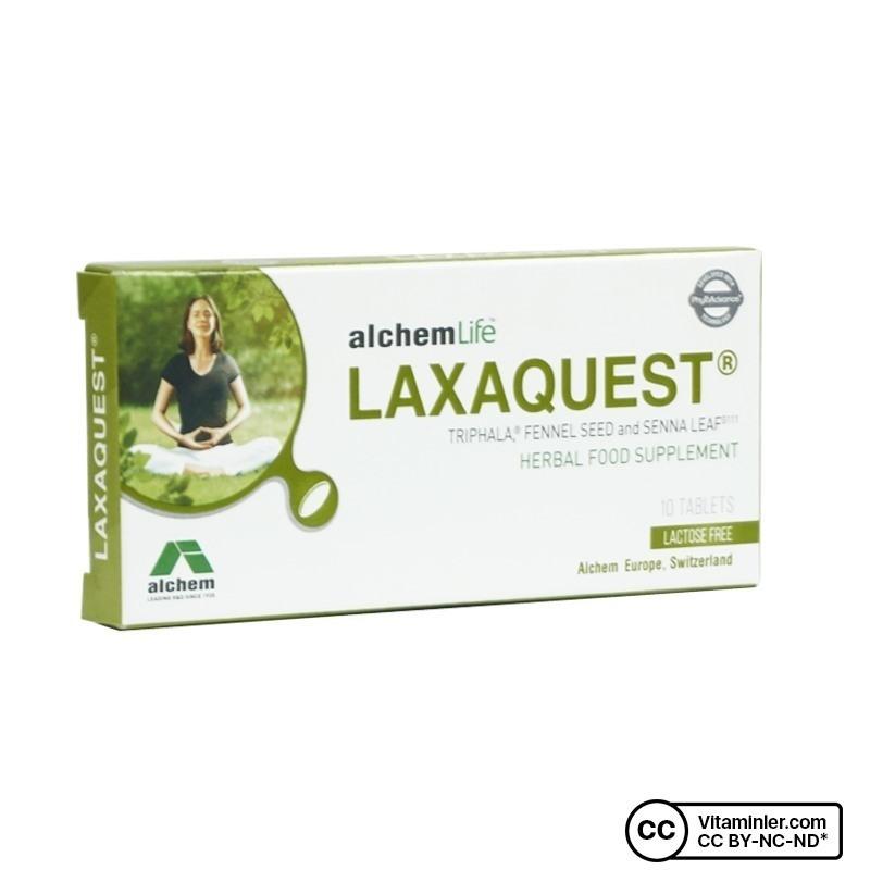 AlchemLife Laxaquest 10 Tablet