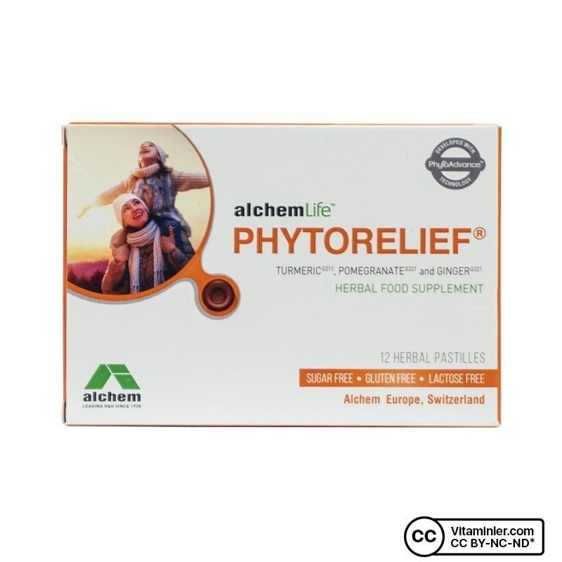 AlchemLife Phytorelief 12 Pastil