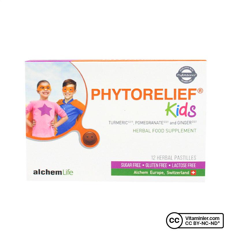AlchemLife Phytorelief Kids 12 Pastil