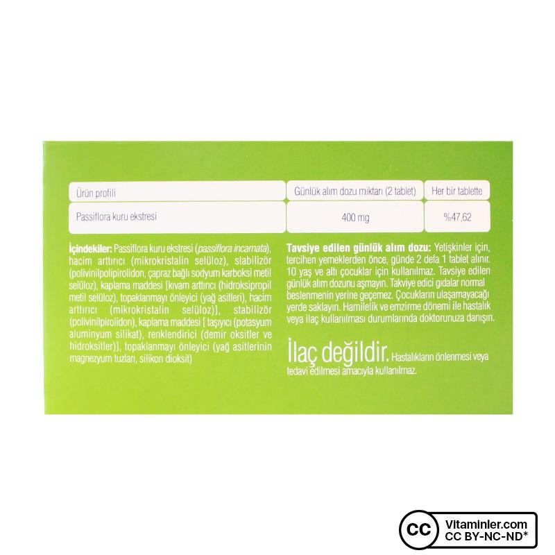 Alora Ultra Passiflora 30 Tablet