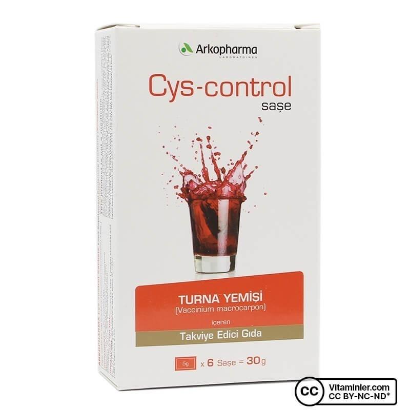 Arkopharma CYS-Control 5G x 6 Saşe