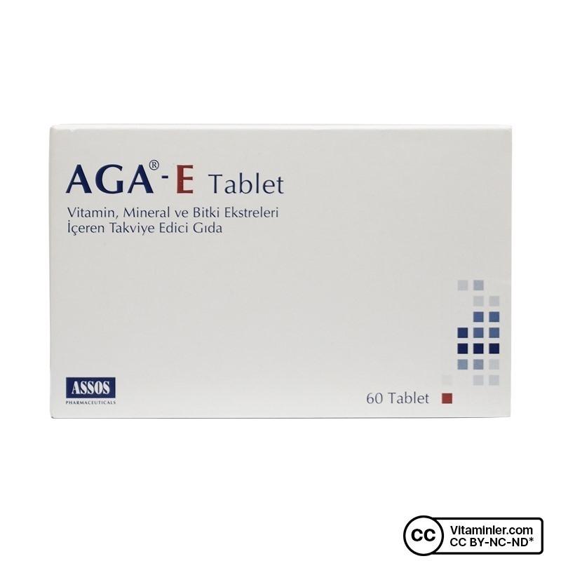 Assos Aga-E 60 Tablet