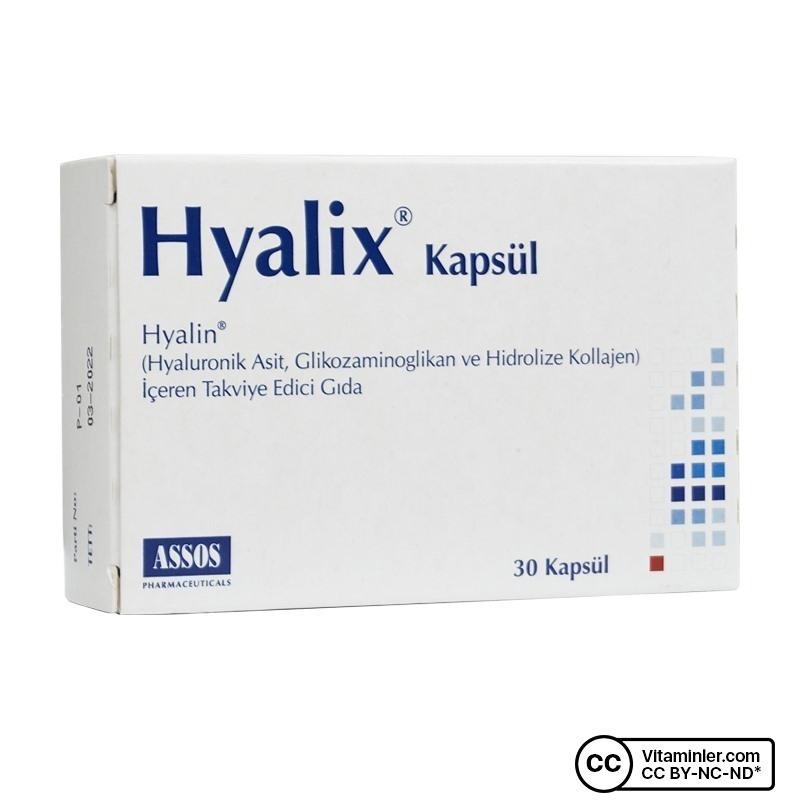 Assos Hyalix 30 Kapsül