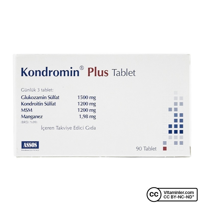Assos Kondromin Plus 90 Tablet