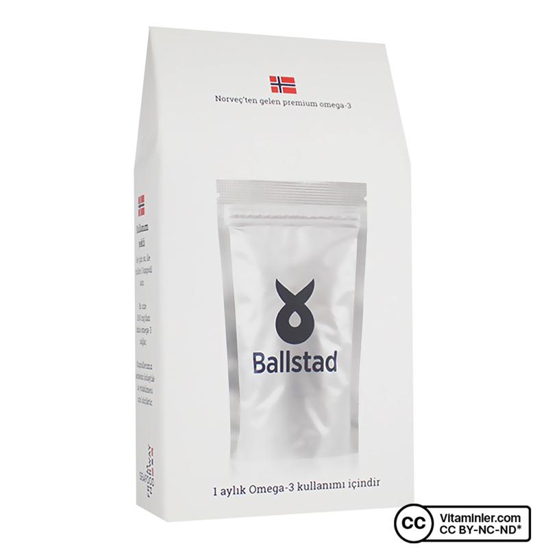 Ballstad Omega-3 1050 Mg 93 Kapsül Dolum Paketi