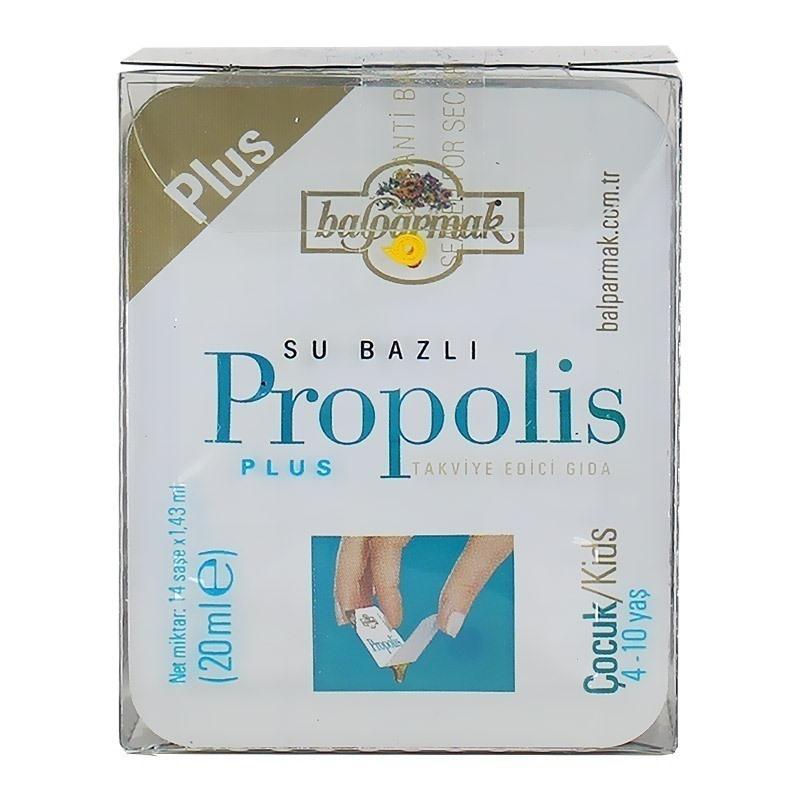 Balparmak Propolis Plus Çocuk 14 Saşe x 1.43 mL