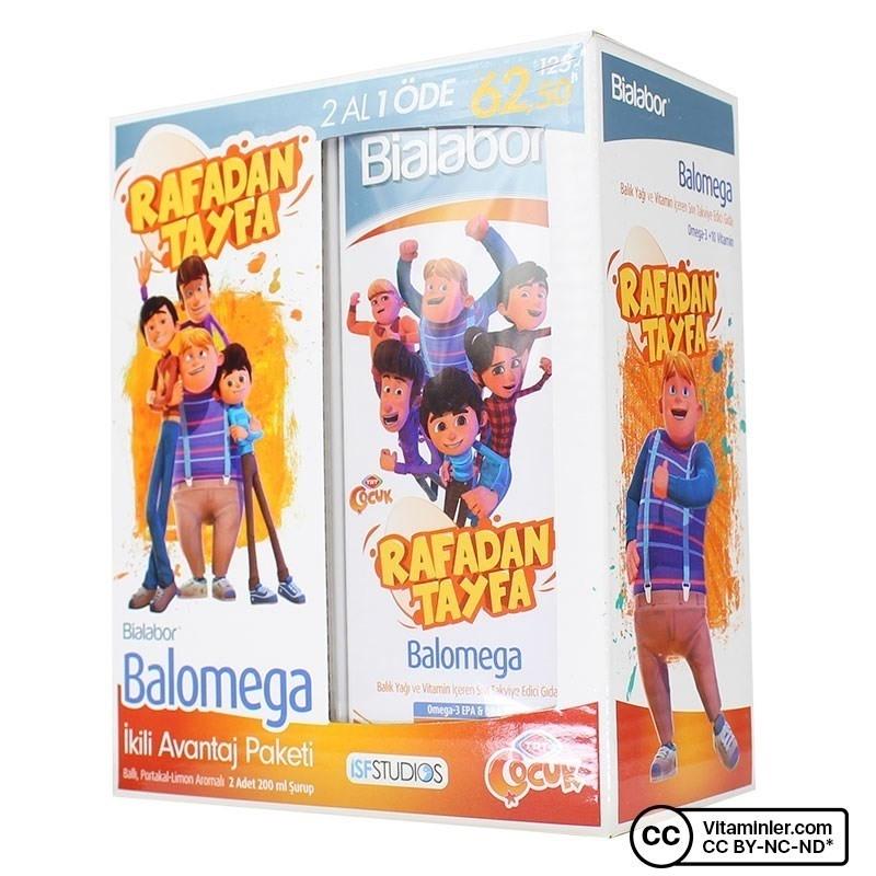 Bialabor Balomega İkili Avantaj Paketi