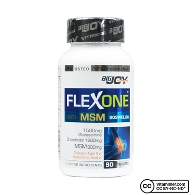 Big Joy Bigjoy Vitamins Flexone 90 Tablet