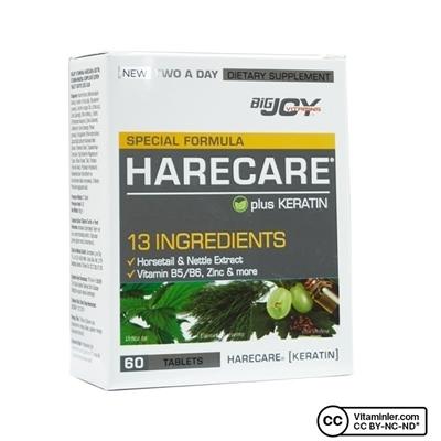 Big Joy Bigjoy Vitamins Harecare 60 Tablet
