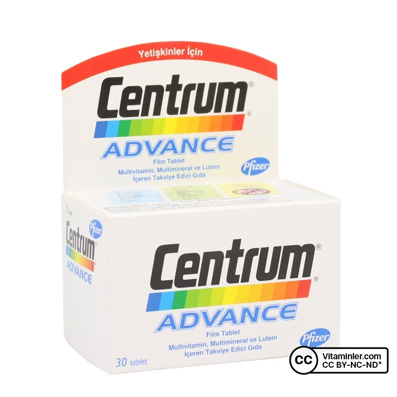 Centrum Advance Multivitamin 30 Tablet