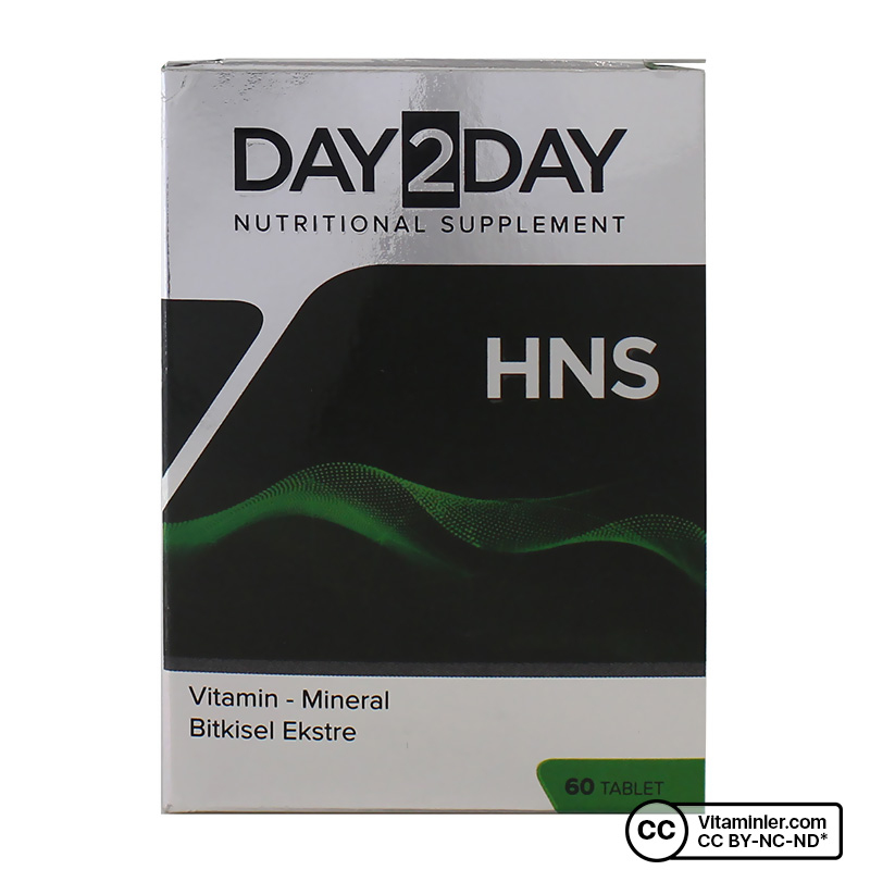 Day2Day HNS 60 Tablet