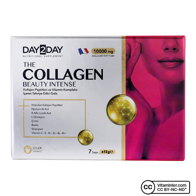 Day2Day The Collagen Beauty Intense 7 Saşe