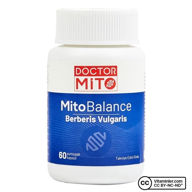 Doctor Mito Mitobalance Berberis Vulgaris 60 Kapsül