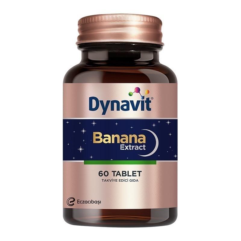 Dynavit Banana Extract 60 Tablet