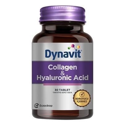 Dynavit Collagen Hyaluronic Acid 30 Tablet