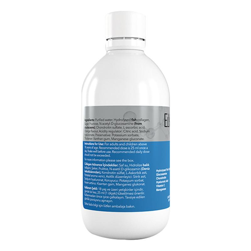 ElySuisse Advance Collagen 500 mL