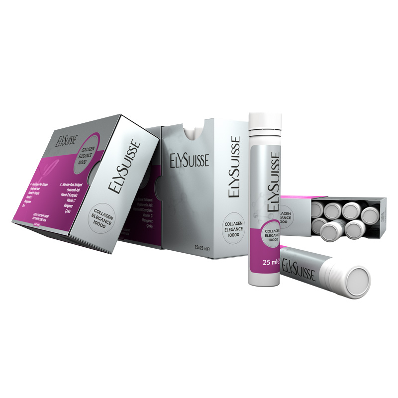 ElySuisse Elegance 10000 Collagen 15 Shot x 25 mL
