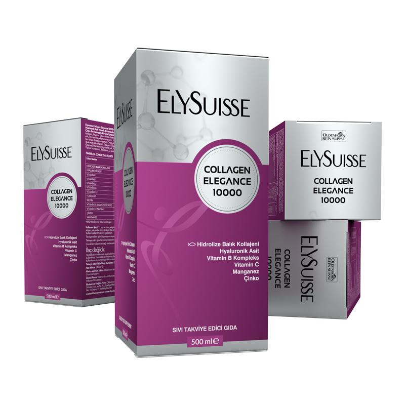 ElySuisse Elegance 10000 Collagen 500 mL