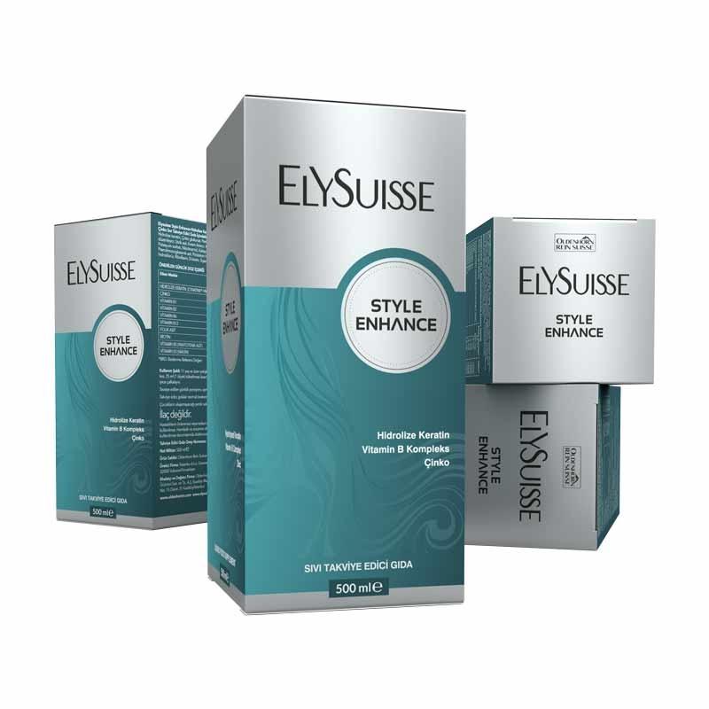 ElySuisse Style Enhance Hidrolize Keratin 500 mL