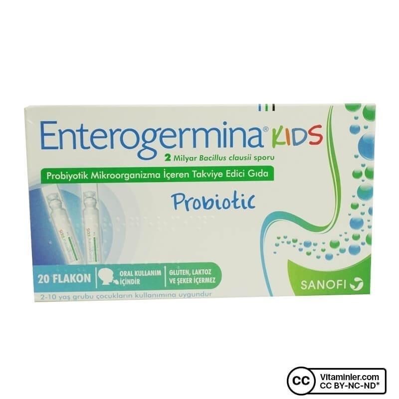 Enterogermina Kids 5 mL x 20 Flakon