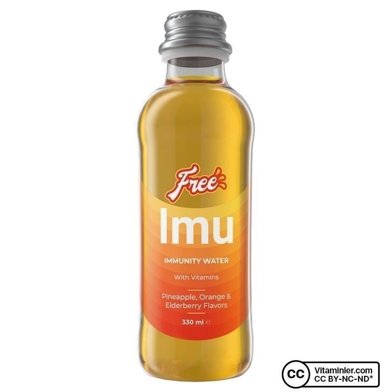 Free Immunity Water 330 mL