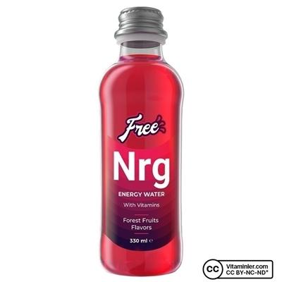Free Nrg Water 330 mL