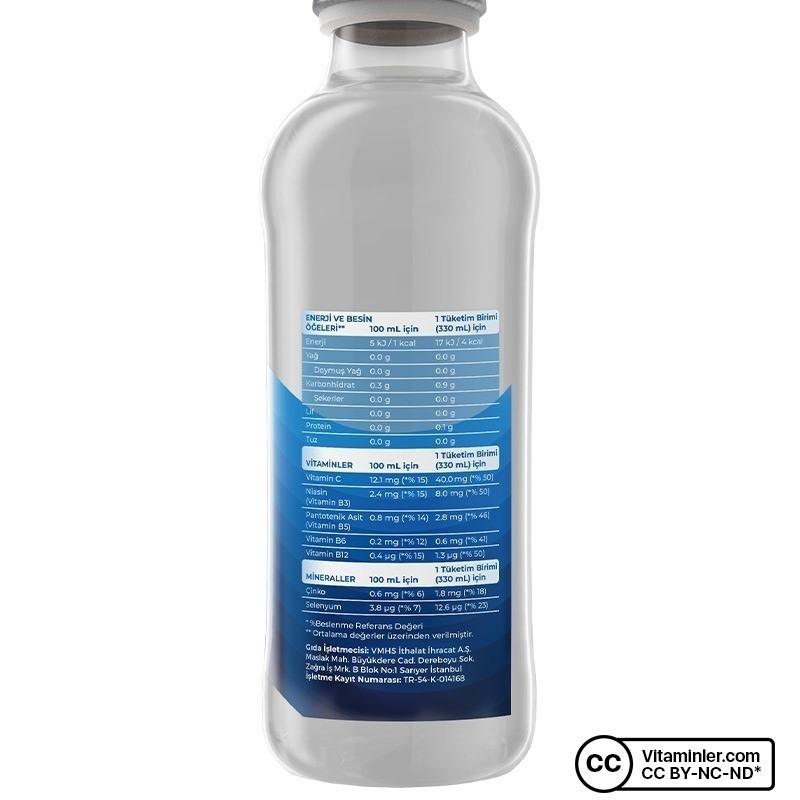 Free Oxi Water 330 mL 6 Adet