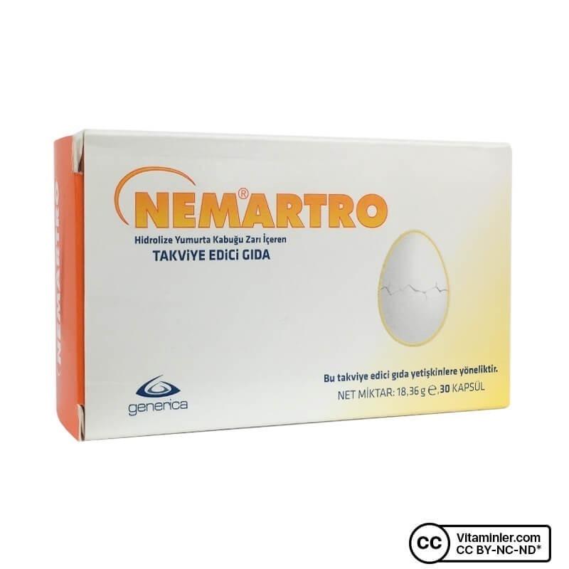 Generica NemArtro Polimer 500 Mg 30 Kapsül