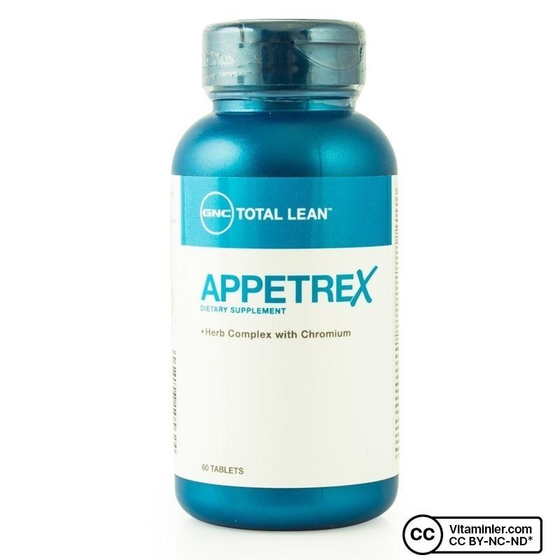 GNC Total Lean Appetrex 60 Tablet