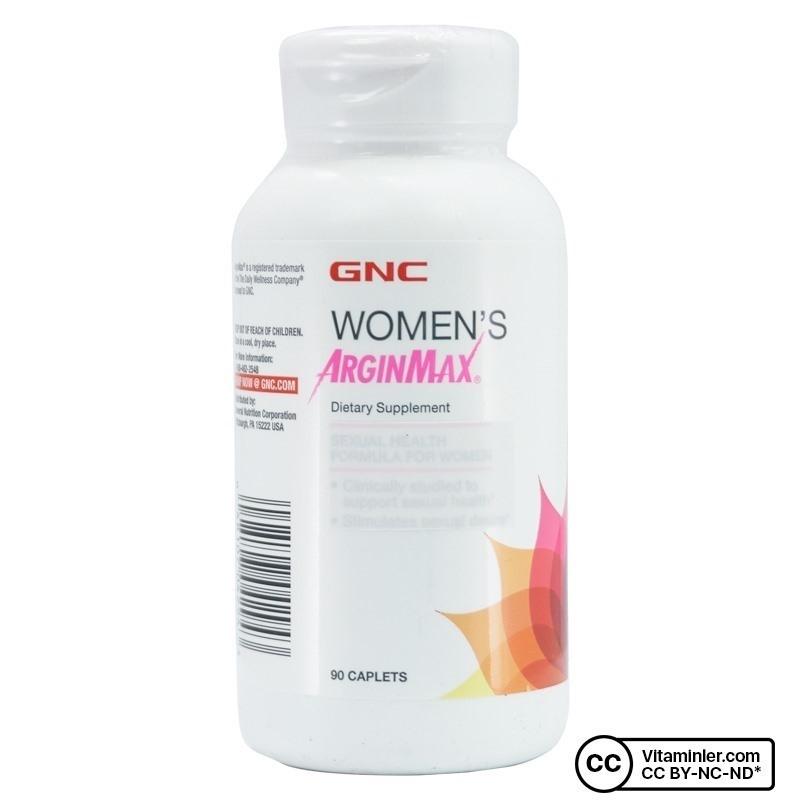 GNC Women's Arginmax 90 Kapsül