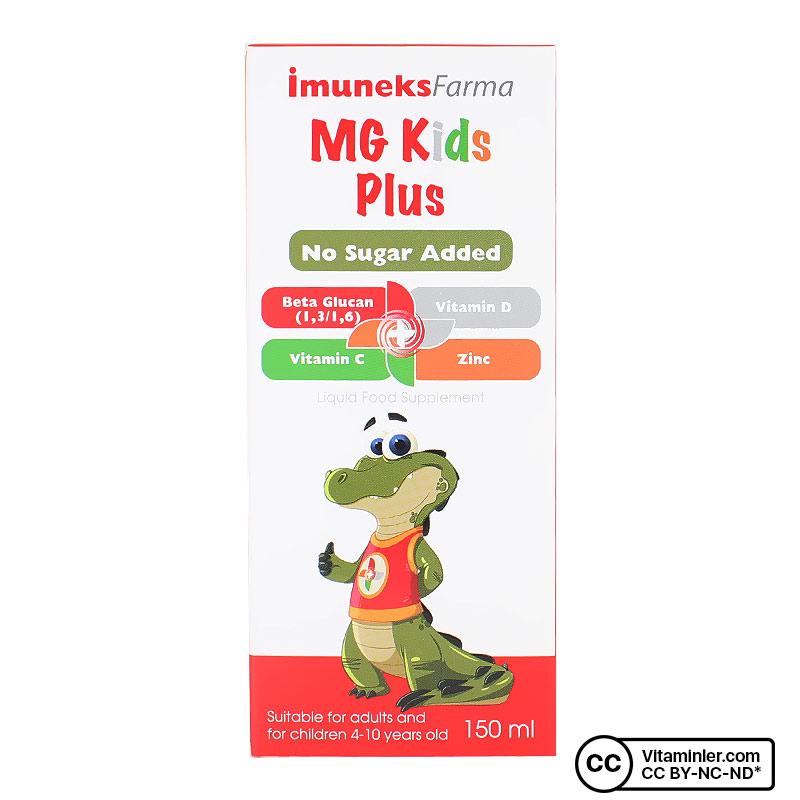 Imuneks MG Kids Plus 150 mL