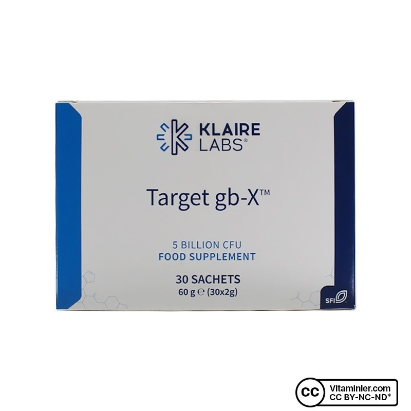 Klaire Labs Target GB-X 30 Saşe