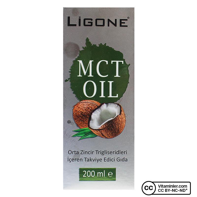 Ligone MCT Oil 200 mL