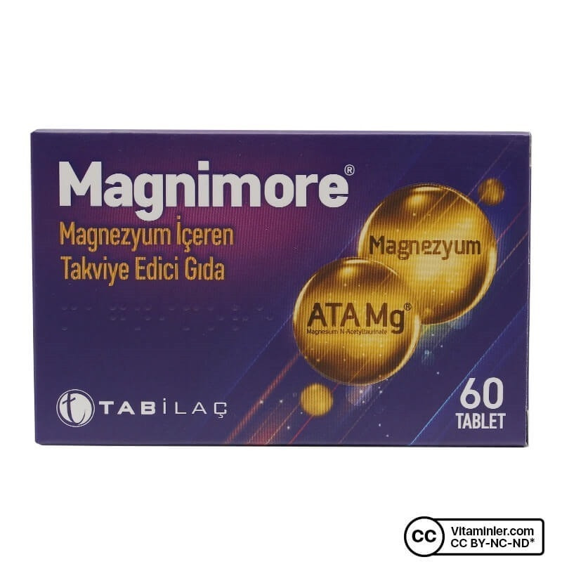 Magnimore 60 Tablet