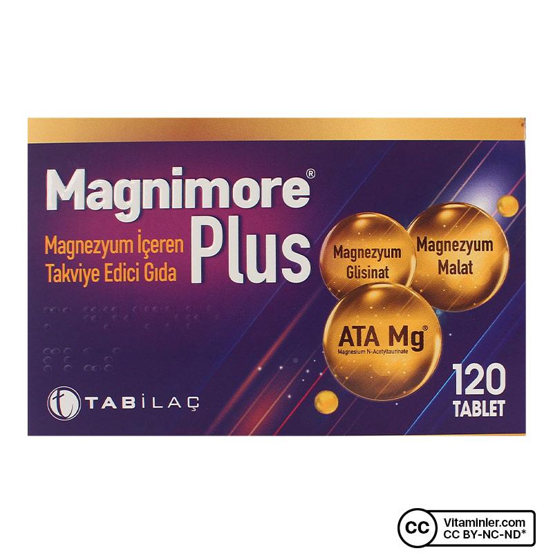 Magnimore Plus 120 Tablet