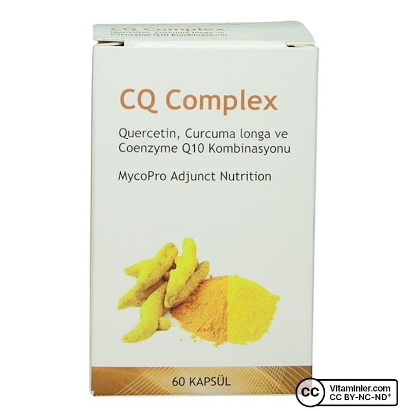 MycoPro CQ Complex 60 Kapsül