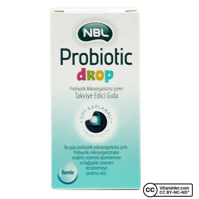 NBL Probiotic Drop 7.5 mL