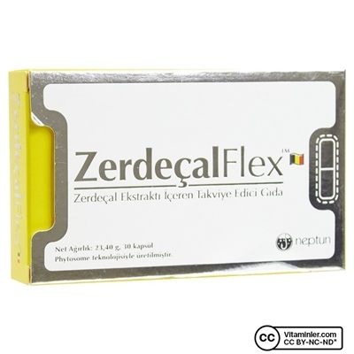 Neptune ZerdeçalFlex 30 Kapsül