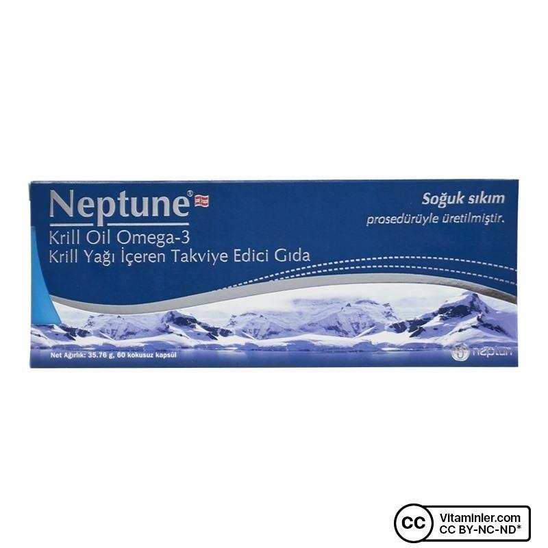 Neptune Krill Oil Omega-3 60 Kapsül