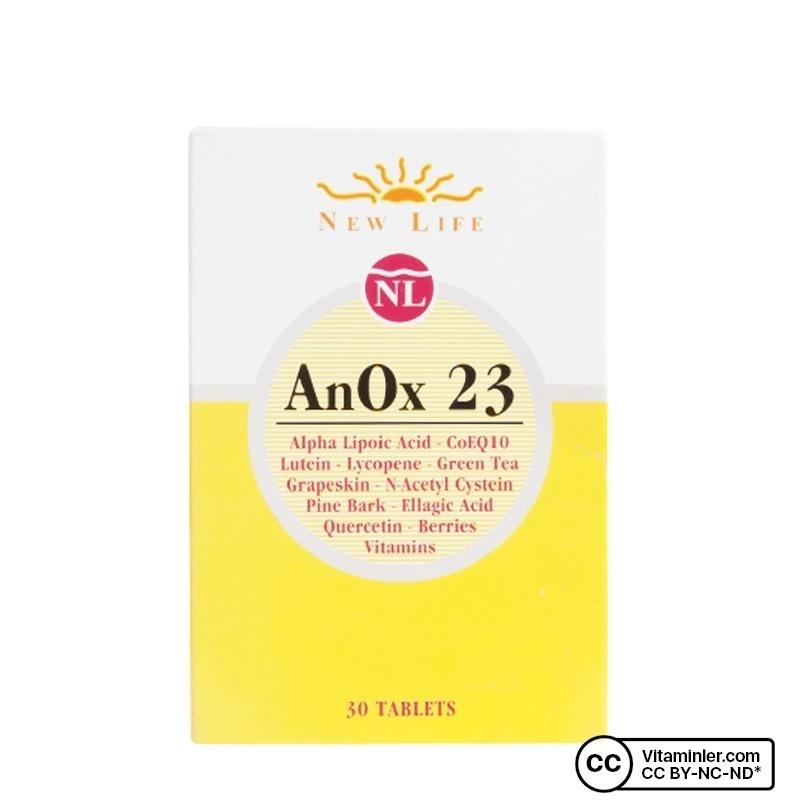 New Life AnOx 23 30 Tablet