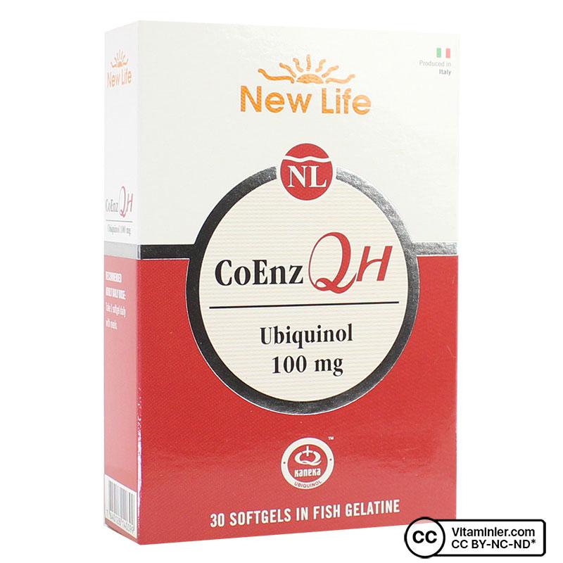 New Life CoEnz QH 30 Kapsül