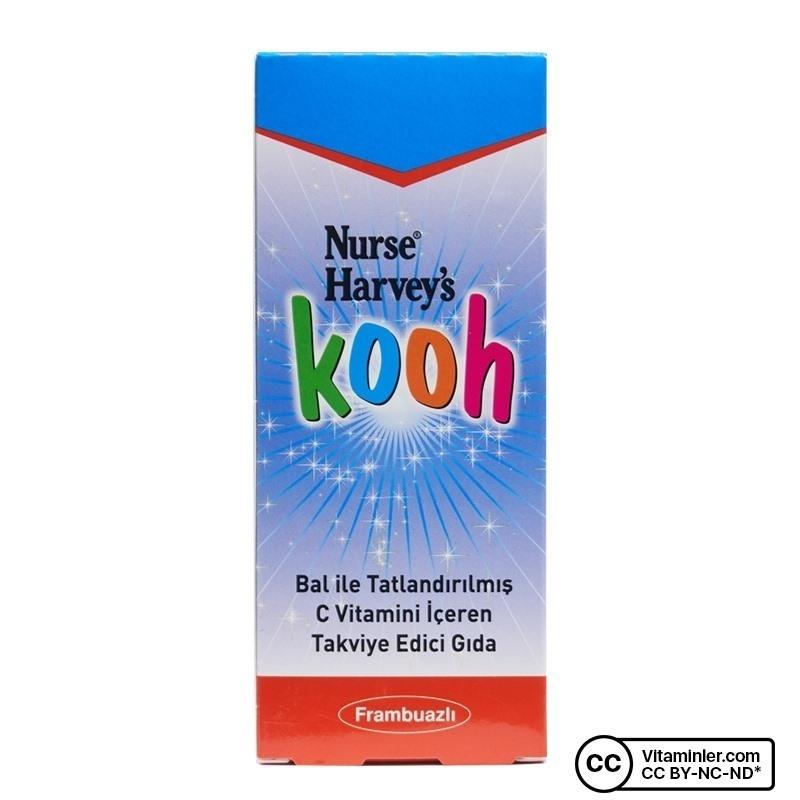 Nurse Harvey's Kooh Ballı C Vitamini 150 mL