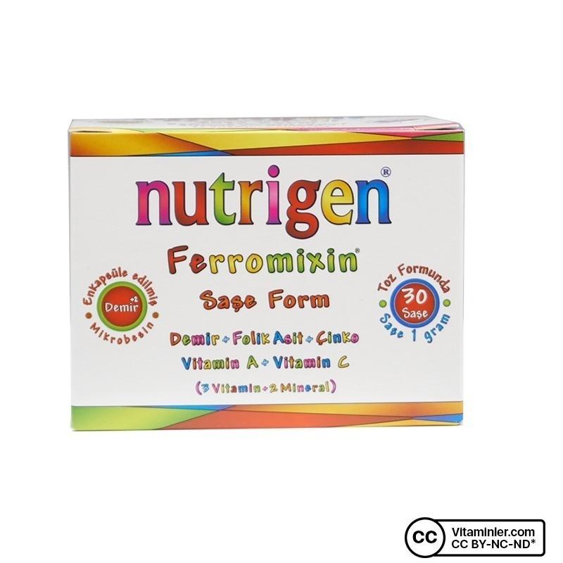 Nutrigen Ferromixin 30 Saşe